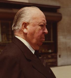 Alfred Hitchcock (Peter Warrack)