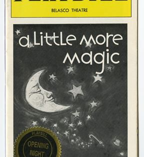 """A Little More Magic"""