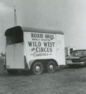 Rossi Bros. Circus & Wild West