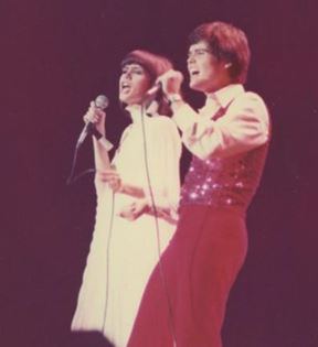 Donny & Marie Osmond (Peter Warrack)