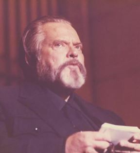 Orson Welles (Peter Warrack)