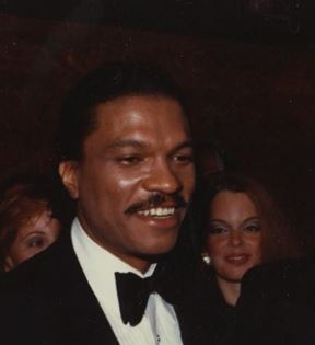 Billy Dee Williams (Peter Warrack)