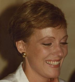 Julie Andrews (Peter Warrack)