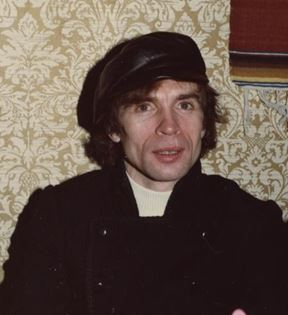 Rudolf Nureyev (Peter Warrack)