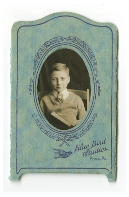 Vintage Childs Portrait