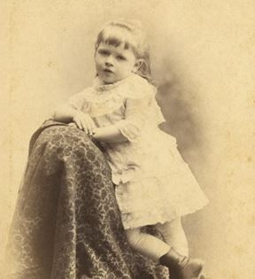 19th Century Child Portrait