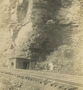 Early 20th Century Railroad