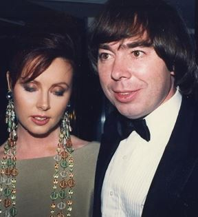 Andrew Lloyd Webber & Sarah Brightman (Peter Warrack)