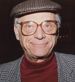 Arthur Miller (Peter Warrack)