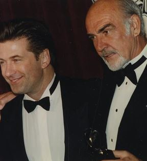 Alec Baldwin & Sean Connery (Peter Warrack)