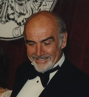 Sean Connery (Peter Warrack)