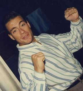Jean-Claude Van Damme (Peter Warrack)