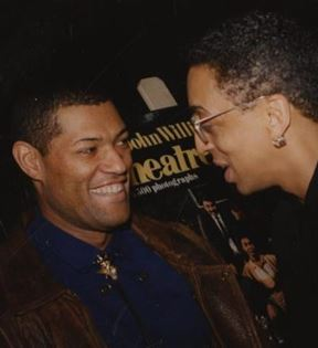 Laurence Fishburne & Gregory Hines (Peter Warrack)