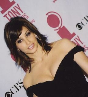 Gina Gershon (Peter Warrack)