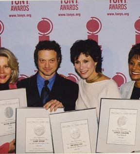 2001 Tony Award Nominees (Peter Warrack)