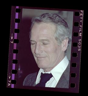 Paul Newman (Peter Warrack)