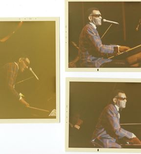 Ray Charles (Peter Warrack)
