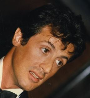 Sylvester Stallone (Peter Warrack)