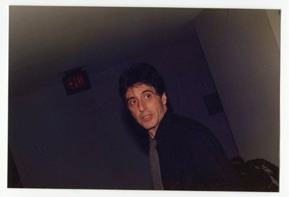 Al Pacino (Peter Warrack)