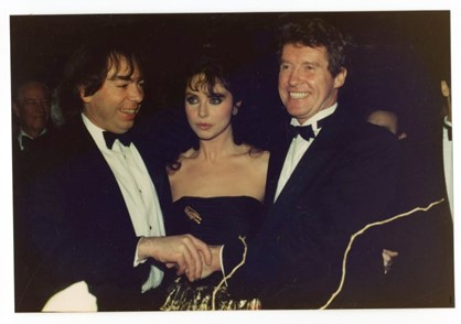 Andrew Lloyd Webber, Sarah Brightman (Peter Warrack)
