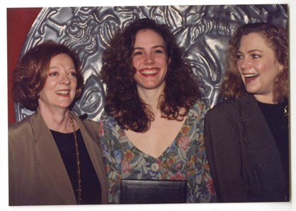 Maggie Smith, Kathleen Turner, Mary-Louise Parker (Peter Warrack)
