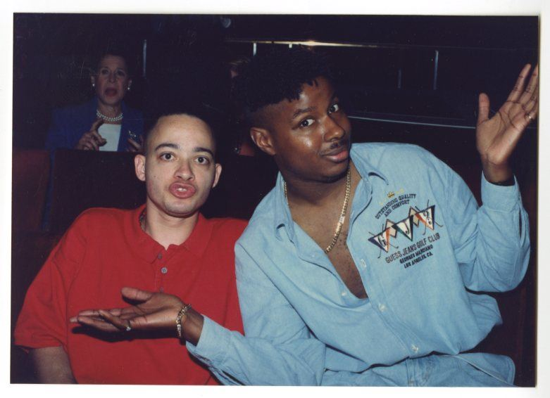 Kid 'n Play (Peter Warrack)
