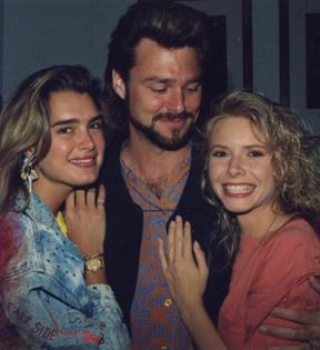 Brooke Shields, Greg Evigan, Faith Ford (Peter Warrack)