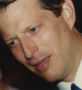 Al Gore (Peter Warrack)