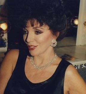 Joan Collins (Peter Warrack)