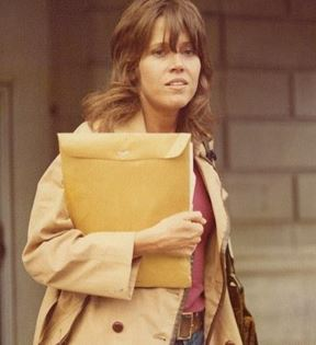 Jane Fonda (Peter Warrack)