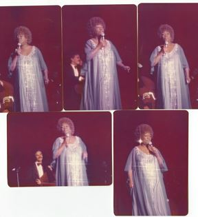 Sarah Vaughan (Peter Warrack)