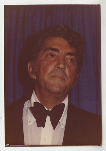 Dean Martin (Peter Warrack)