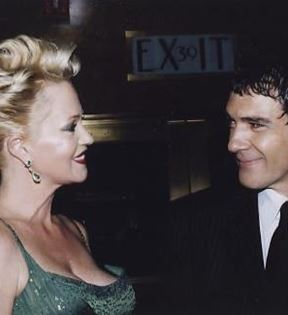 Melanie Griffith & Antonio Banderas (Peter Warrack)
