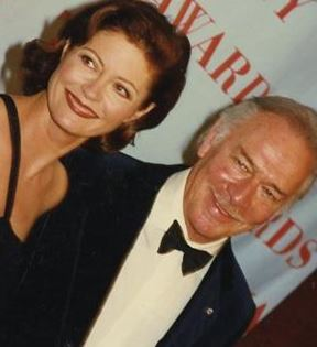 Susan Sarandon & Christopher Plummer (Peter Warrack)