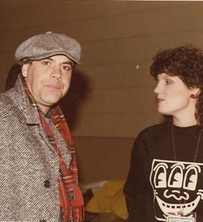 Lucie Arnaz & Robert Klein (Peter Warrack)