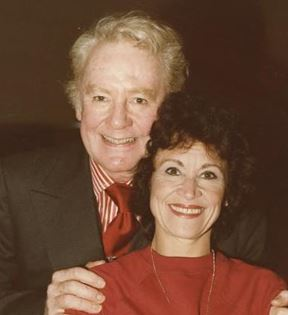 Van Johnson & Chita Rivera (Peter Warrack)