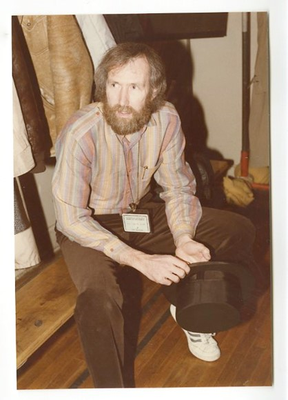 Jim Henson (Peter Warrack)