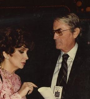Gina Lollobrigida & Gregory Peck (Peter Warrack)