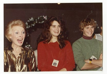Brooke Shields, Janet Leigh, Christopher Atkins