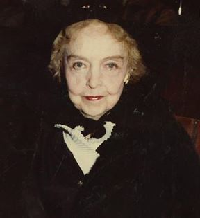 Lillian Gish (Peter Warrack)