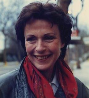 Claire Bloom (Peter Warrack)