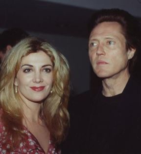 Natasha Richardson & Christopher Walken (Peter Warrack)