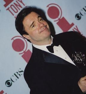 Nathan Lane (Peter Warrack)