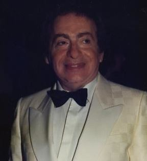 Jackie Mason (Peter Warrack)
