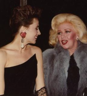 Ginger Rogers & Kate Nelligan