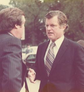 Ted Kennedy (Peter Warrack)