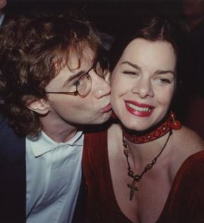 Marcia Gay Harden & Martin Short (Peter Warrack)