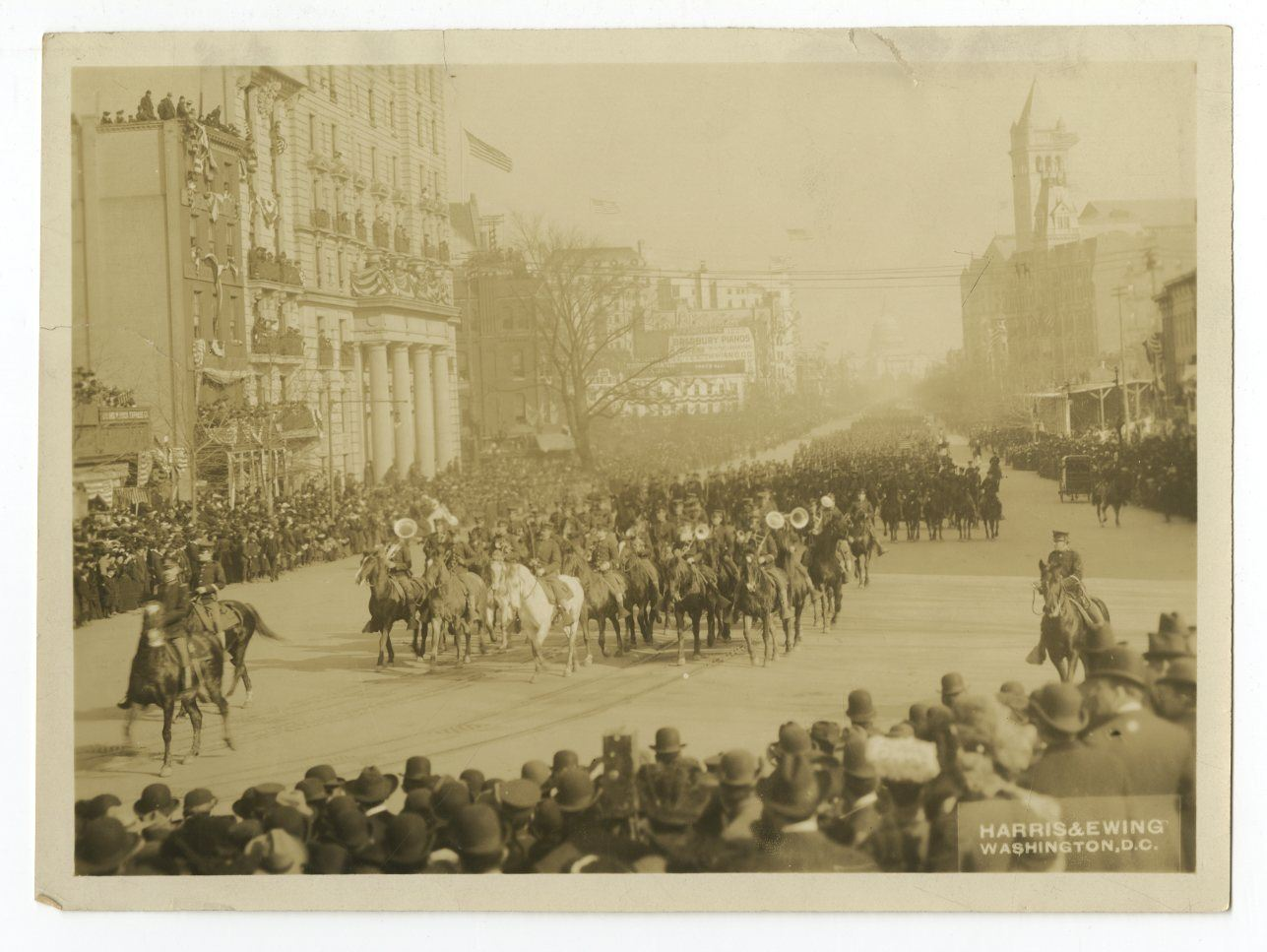 Theodore Roosevelt Inaugural Parade