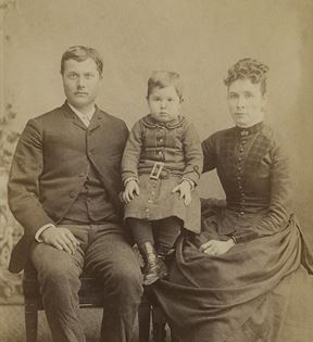 19th Century Family (Flint Michigan)