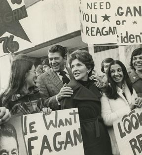 Ken Regan (Ronald & Nancy Reagan)